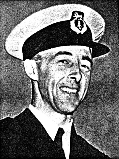 Photo: Ferry Command pioneer Captain Donald C.T. Bennett