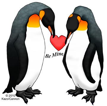 Penguin Valentine · Thumbnail